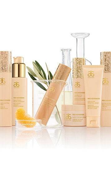 Arbonne Skin care at Simone Thomas