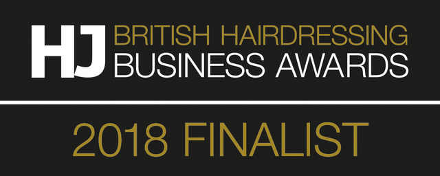 Hairdresser in Bournemouth BHBA_FINALIST
