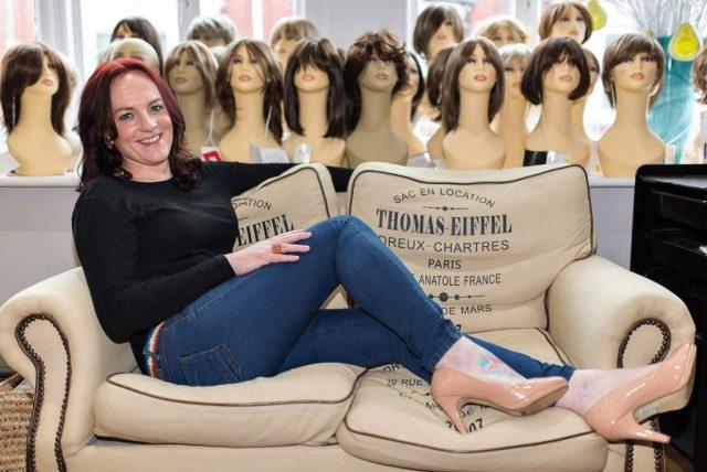 Transgender hair services hair loss solutions Simone Thomas Hair Salons Bournemouth