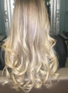 champagne blonde hair colour top hairdressers in westbourne bournemouth