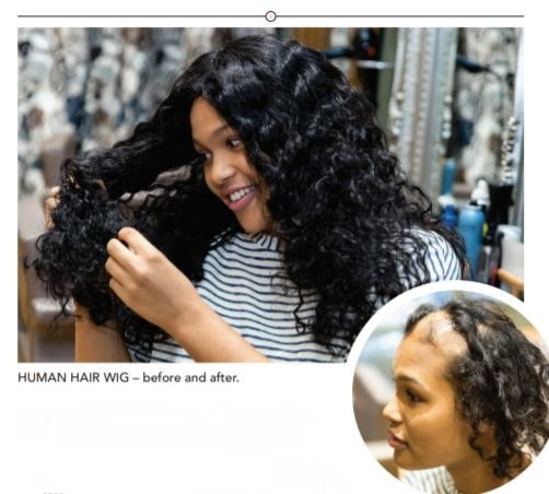 How to Customise Your Wig