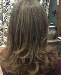 mushroom brown hair colours best hair salon in Westbourne Bournemouth