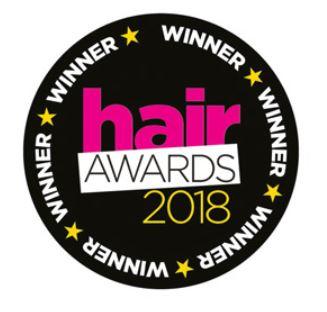 The Hair Awards 2018 – Winner of Best Hair Supplement