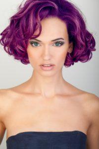bold hair colours, top hair dressing salon, bournemouth