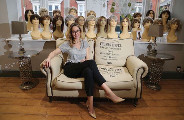 Simone Thomas Hair Loss Expert Bournemouth Poole Dorset