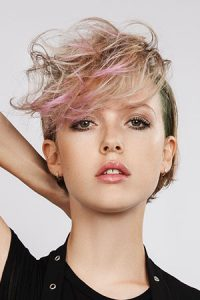 androgynous hair styles, award winning hair salon and hair loss clinic in bournemouth