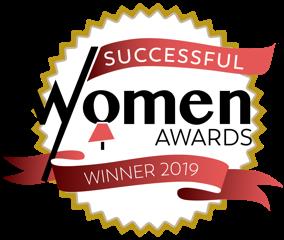 Successful Women Entrepreneur Award 2019 – Winner
