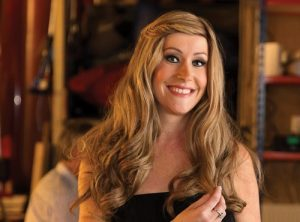 Helan hair loss case study