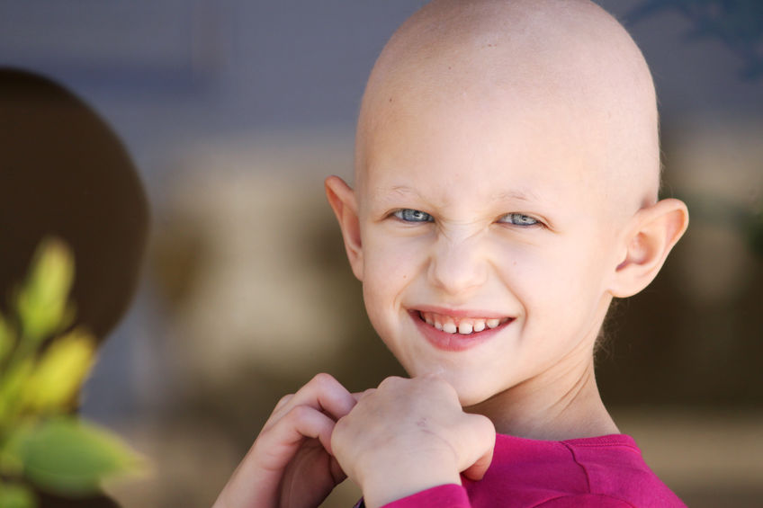 Hair Loss in Children – Cancer