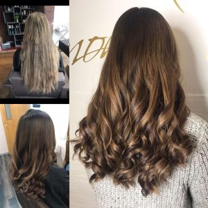 Hair colour Transformation Bournemouth & Poole