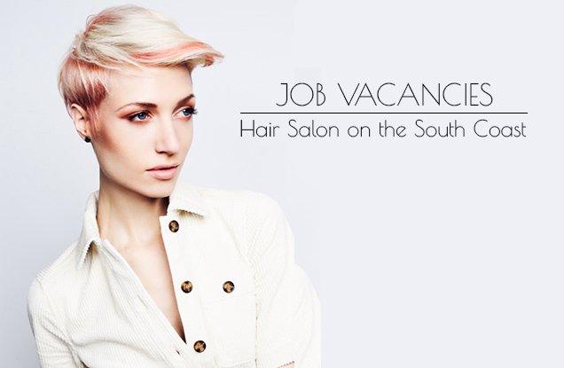 Job Vacancies Hair Salon & Trichology