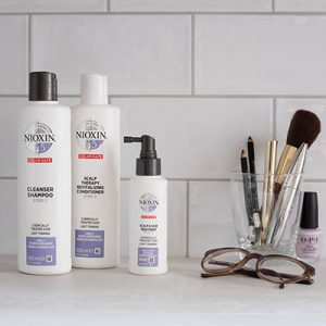 Nioxin products available at Simone Thomas hair salon in Bournemouth