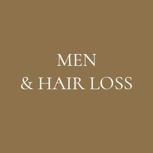 MEN'S HAIR LOSS