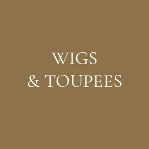 WIGS & TOUPEES