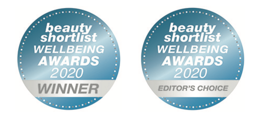 Two Award Wins at The Beauty Shortlist Awards