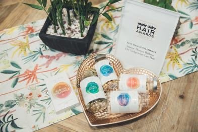 Best Hair Supplement at Marie Claire's 2020 Hair Awards