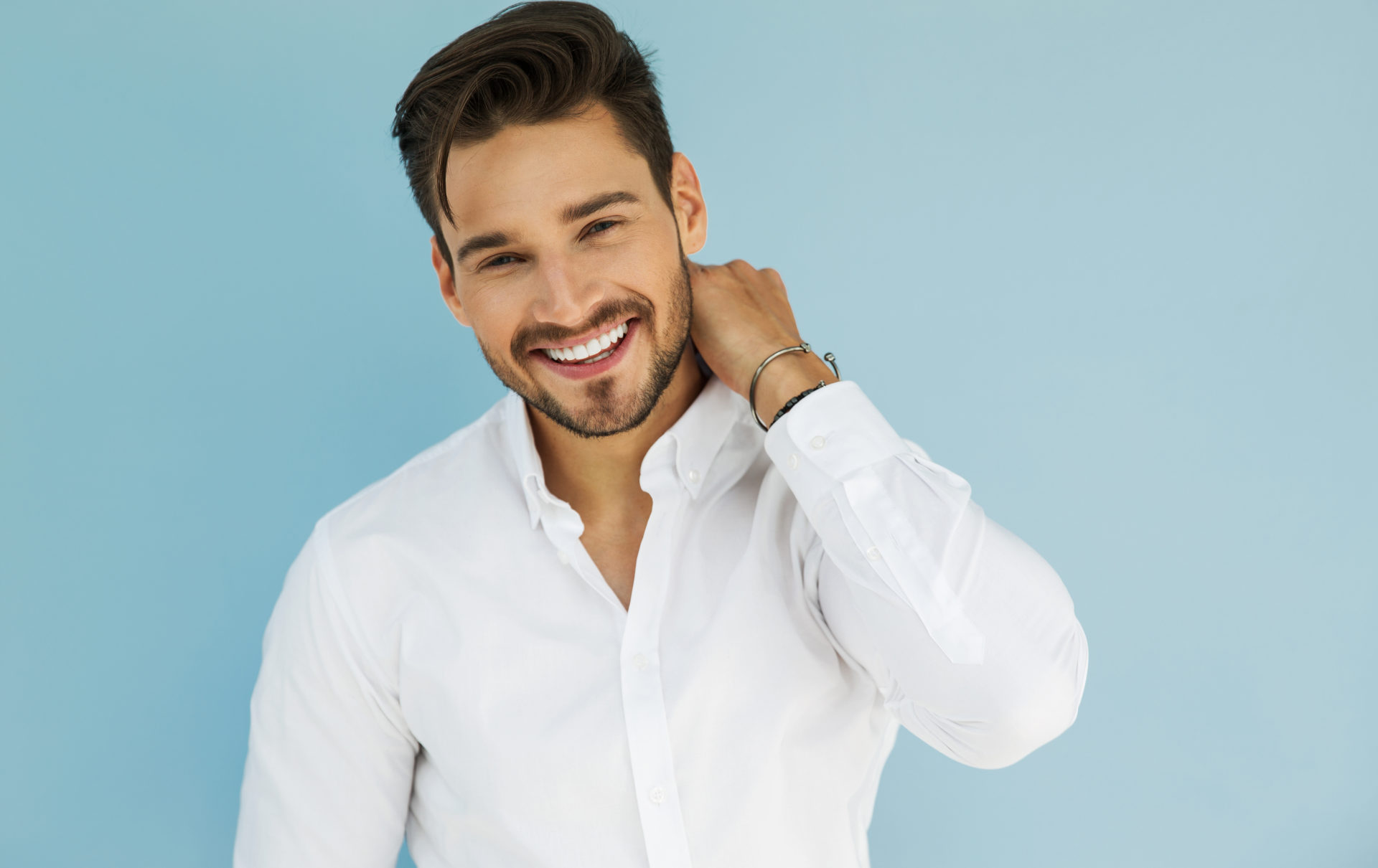 How We Can Help With Male Hair Loss…