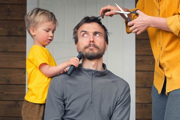 Men's Lockdown Hair…