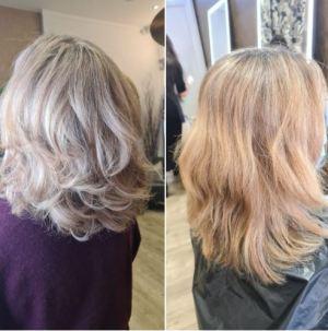 Blend in Grey Hair Award Winning Bournemouth Hair Salon