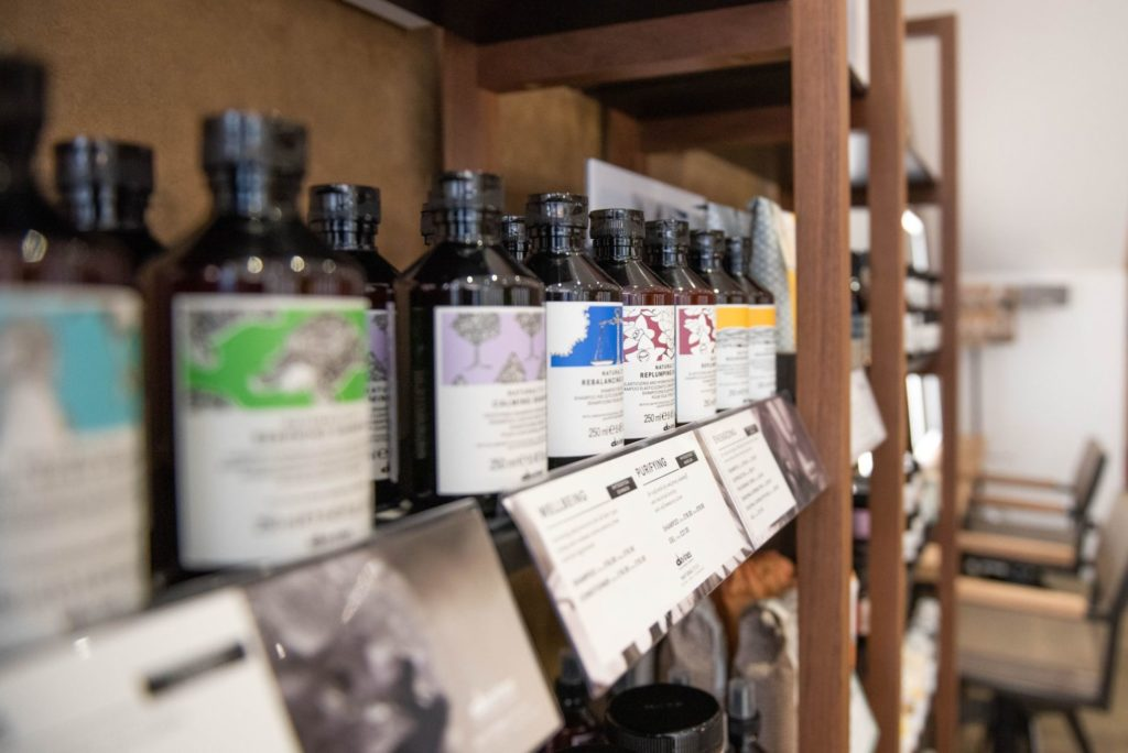 Davines Hair Care Products Top Westbourne Hairdressing Salon