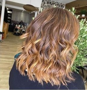 Balayage and ombre Westbourne hair salon