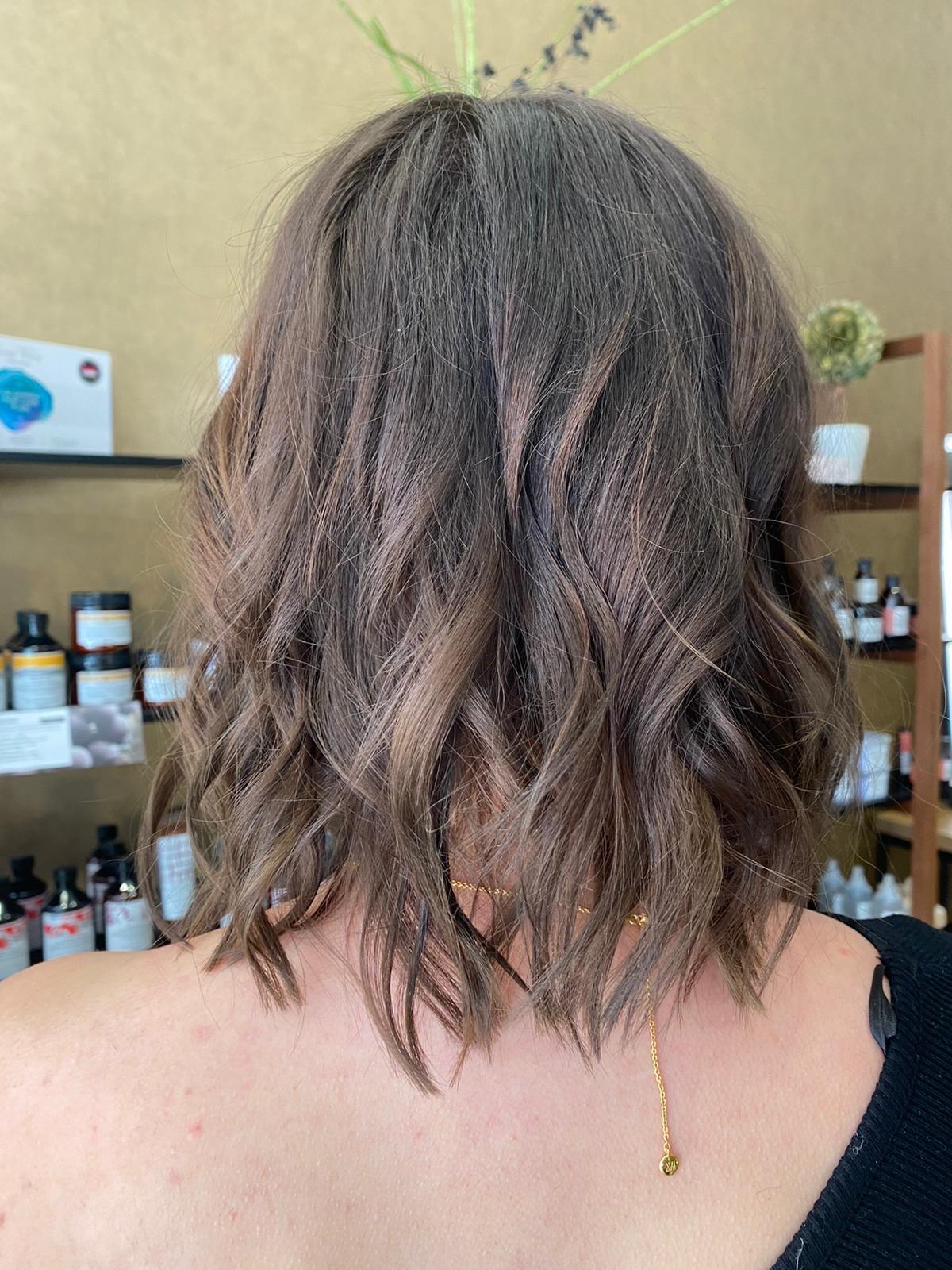 Hair Colour Transformation Bournemouth 5