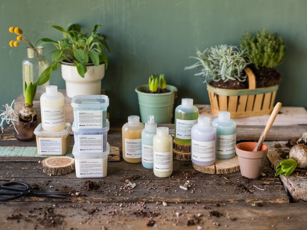 Spring Clean Your Hair Routine with Davines Vegan Products Westbourne Salon