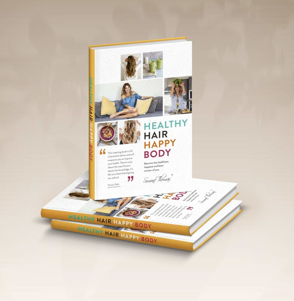 Healthy Hair Happy Body Book By Simone Thomas Order Now