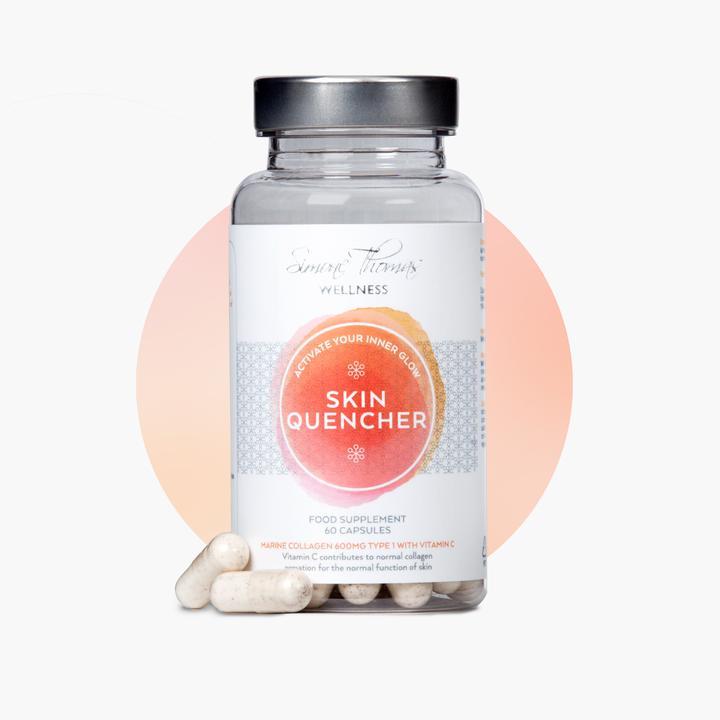 Simone Thomas Skin Quencher Supplements
