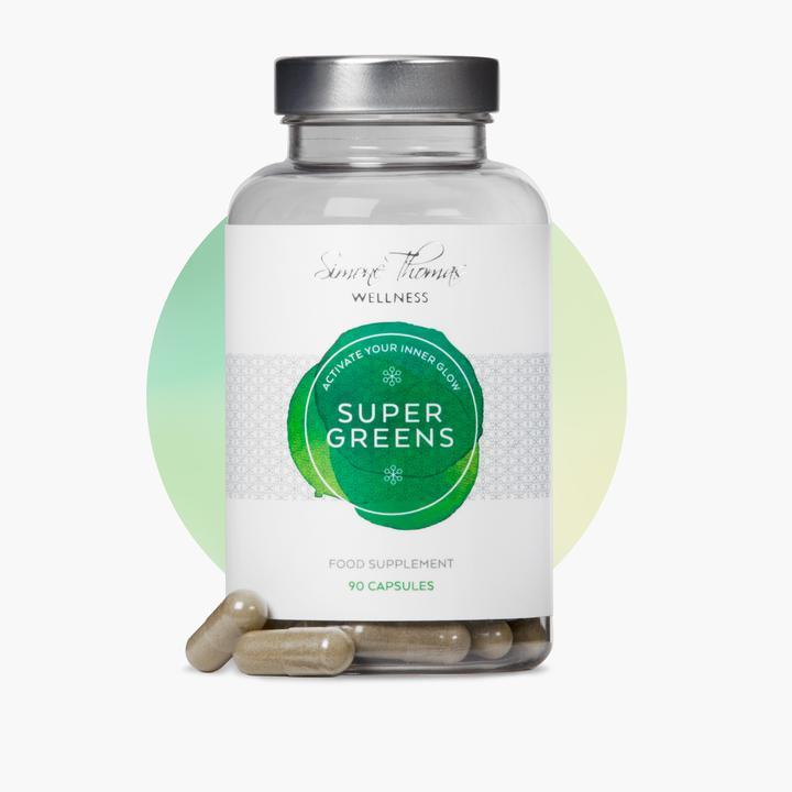 Simone Thomas Wellness Super Greens Supplements
