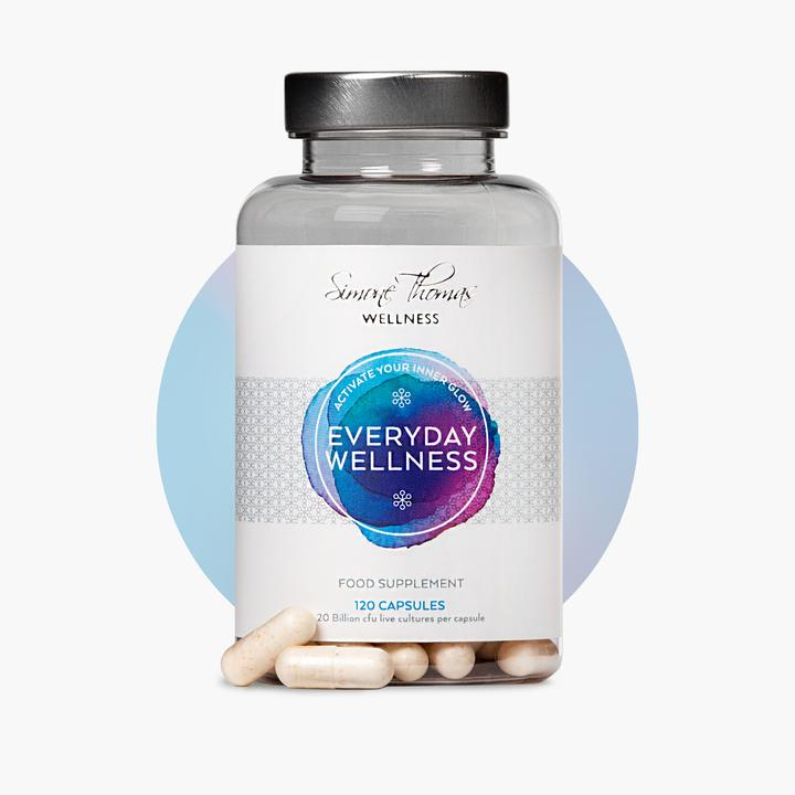 Simone Thomas Everyday Wellness Supplements