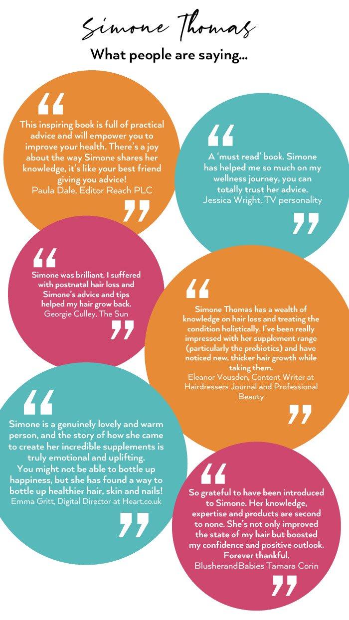 Simone Thomas Book Quotes