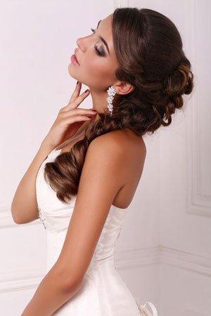 Bridal Hair Services at Simone Thomas Hair Salon in Westbourne