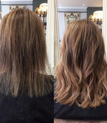 Hair Extensions, Simone Thomas Hair Salon, Westbourne, Bournemouth